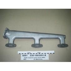 Труба водяная левая ЯМЗ-238 (пр-во ЯМЗ)