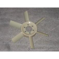 Вентилятор системы охлаждения Д 243,245 пластиковый 6 лопаст. (пр-во Радиоволна)