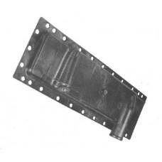 Бак радиатора нижний МТЗ-80,82, Т-70 (пластик) (пр-во Украина)