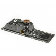 Бак радиатора верхний МТЗ-80, Т-70 (латунь) d=14мм (пр-во г.Оренбург)