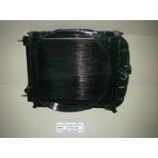 Радиатор вод.охлажд. ЮМЗ с дв. Д-65 (4-х рядн.) (пр-во г.Оренбург)