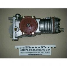 Компрессор Д-245 ЗИЛ,ГАЗ, МАЗ 144 л/мин (пр-во БЗА)
